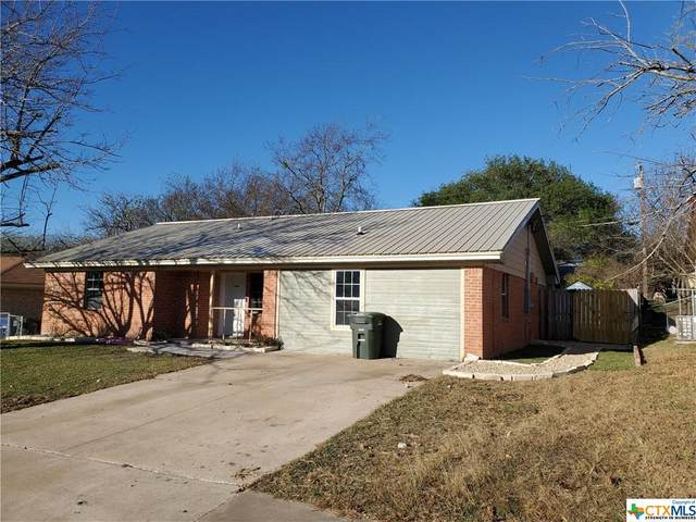 1208 S 17th Street, Copperas Cove, TX 76522 (MLS #427105) :: RE/MAX Family