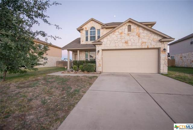 2502 Black Orchid Drive, Killeen, TX 76549 (MLS #427147) :: The Zaplac Group