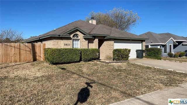 1411 Wales Drive, Killeen, TX 76549 (MLS #427189) :: Kopecky Group at RE/MAX Land & Homes