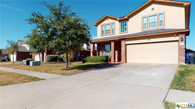 4901 Bayer Hollow Drive, Killeen, TX 76549 (MLS #427209) :: RE/MAX Family