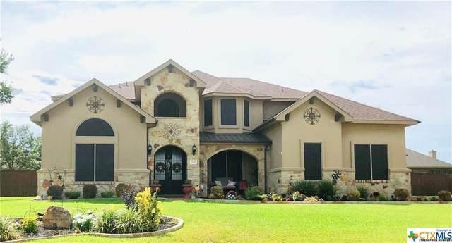 2008 Harvest Drive, Nolanville, TX 76559 (MLS #427758) :: Vista Real Estate
