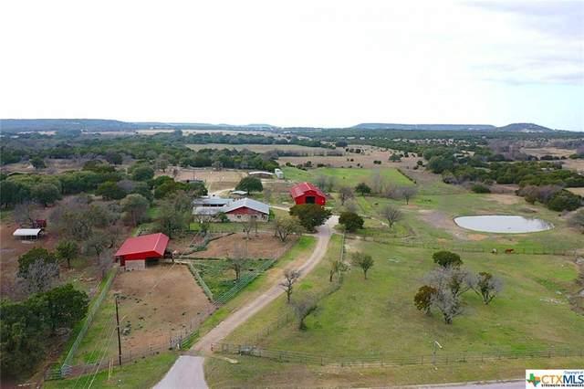 497 Summers Road, Copperas Cove, TX 76522 (MLS #427898) :: Texas Real Estate Advisors