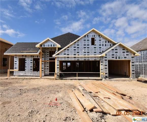 8505 Grayson Trail, Killeen, TX 76542 (MLS #428122) :: The Myles Group