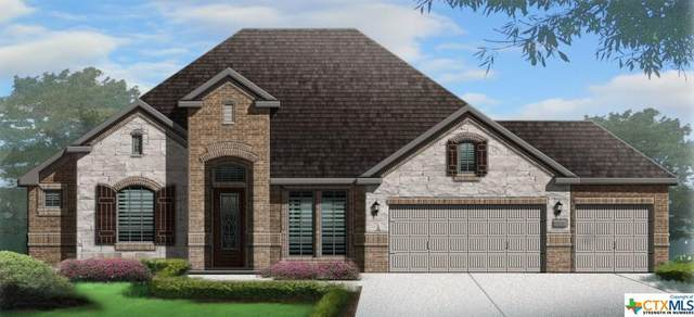 7805 Preston Hollow Drive, Killeen, TX 76542 (MLS #428141) :: RE/MAX Family