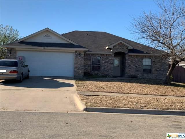 4007 Kali Drive, Killeen, TX 76549 (MLS #428258) :: The Zaplac Group