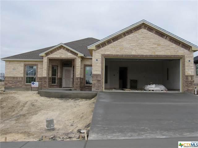 8402 Platinum Drive, Killeen, TX 76542 (MLS #428428) :: Brautigan Realty