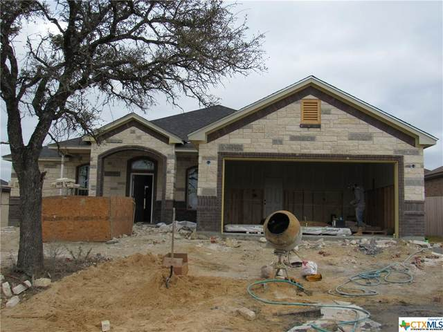 8406 Platinum Drive, Killeen, TX 76542 (MLS #428432) :: Brautigan Realty
