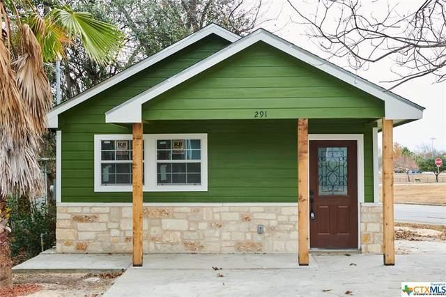 291 School Avenue, New Braunfels, TX 78130 (MLS #428710) :: The Myles Group