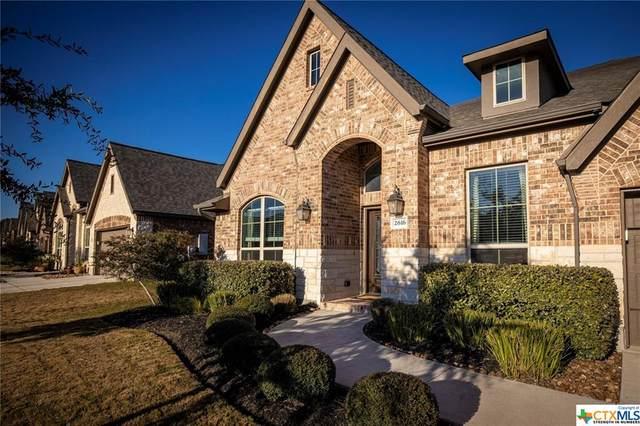 2616 Malboona Mews Drive, New Braunfels, TX 78132 (MLS #428711) :: Vista Real Estate