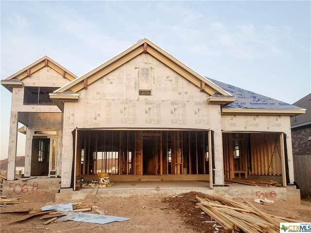 506 Blue Oak Boulevard, San Marcos, TX 78666 (MLS #428994) :: Vista Real Estate
