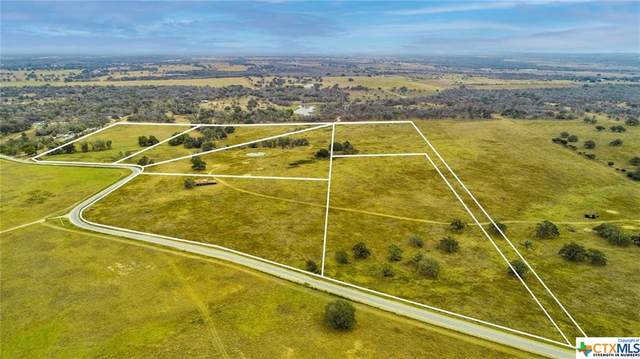 Lot 6 Old Colony Line Road Road, Lockhart, TX 78644 (MLS #429140) :: Kopecky Group at RE/MAX Land & Homes