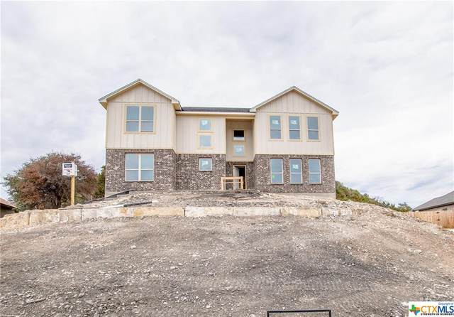 1909 High Ridge Trail, Harker Heights, TX 76548 (#429688) :: 12 Points Group