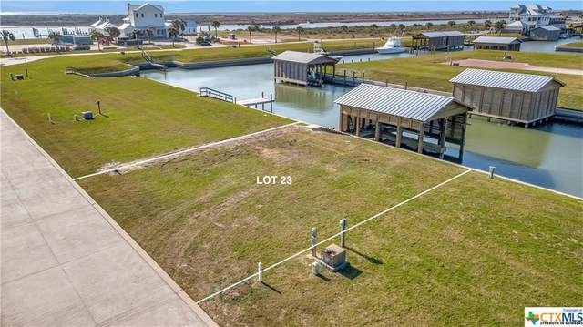 4 Oliva Drive, Port O'Connor, TX 77982 (MLS #429696) :: The Zaplac Group