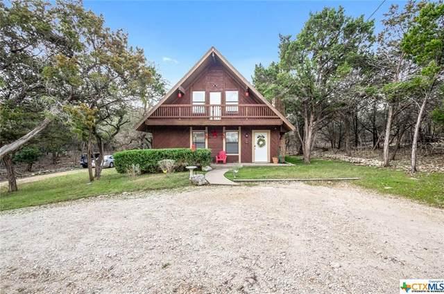 15957 Crockett Drive, Temple, TX 76502 (MLS #430310) :: Kopecky Group at RE/MAX Land & Homes