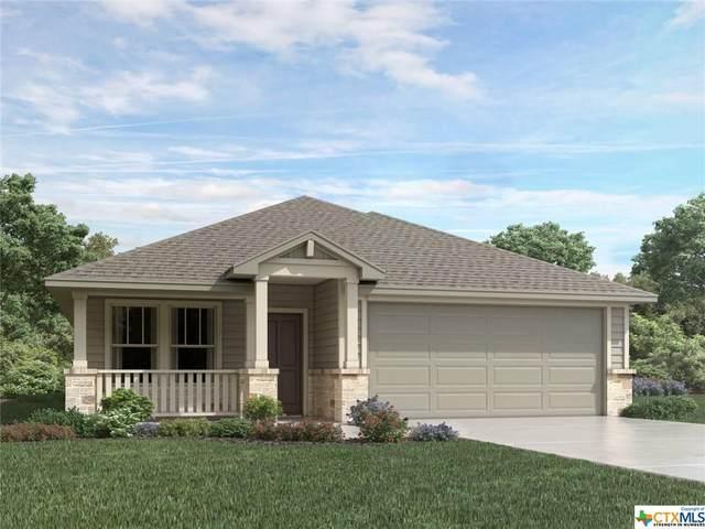 1268 Carl Glen, New Braunfels, TX 78130 (MLS #431360) :: RE/MAX Family