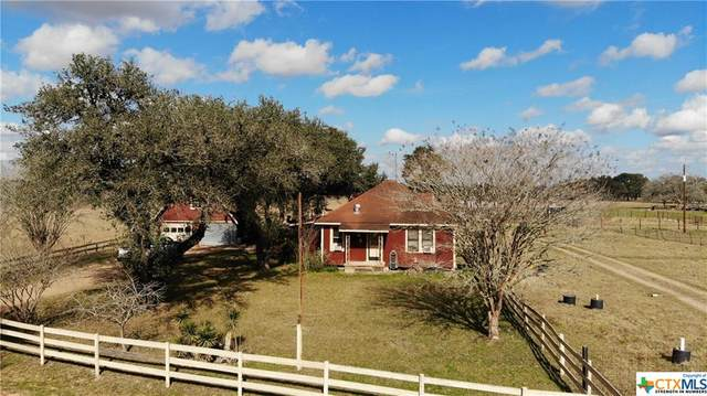 530 Private Road 4009, Yoakum, TX 77995 (MLS #431630) :: The Zaplac Group
