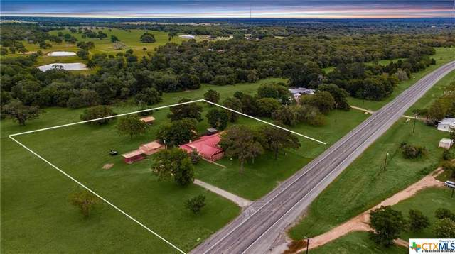 2402 Us Highway 90A E, Hallettsville, TX 77964 (MLS #431690) :: The Zaplac Group