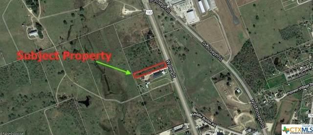 TBD Hwy 183, Gonzales, TX 78629 (MLS #431987) :: Texas Real Estate Advisors