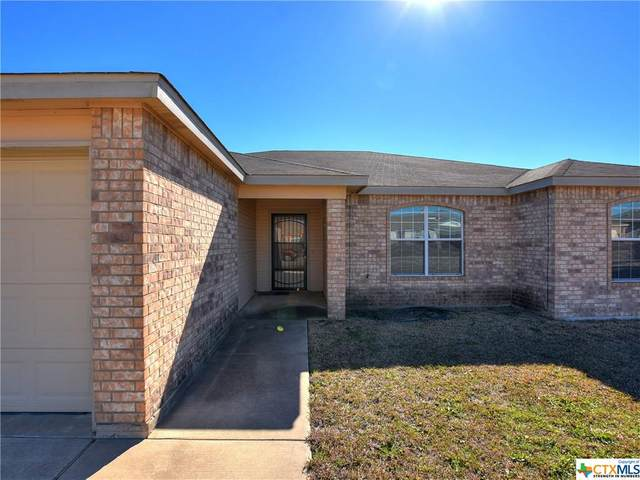 3808 Fieldcrest Drive, Killeen, TX 76549 (MLS #432483) :: The Myles Group