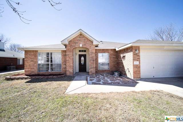 2304 Modoc Drive, Harker Heights, TX 76548 (#432581) :: Realty Executives - Town & Country