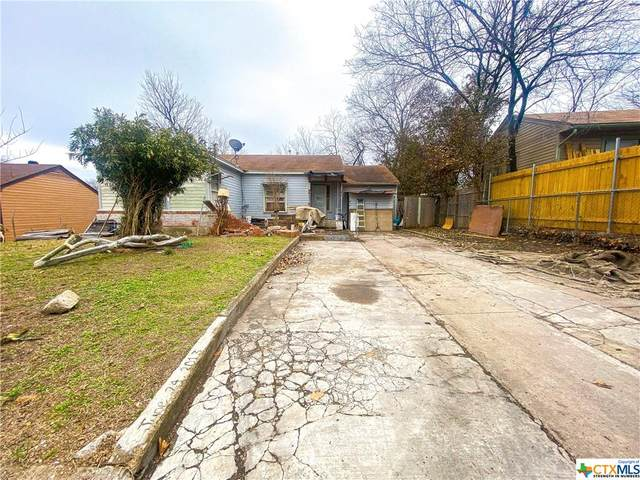 808 Carrie Avenue, Killeen, TX 76541 (MLS #432924) :: Kopecky Group at RE/MAX Land & Homes