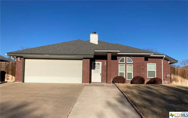 3803 Water Oak Drive, Killeen, TX 76542 (MLS #433092) :: Texas Real Estate Advisors