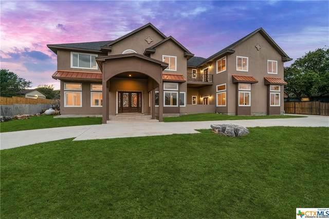 2235 Deer Run Ridge, New Braunfels, TX 78132 (MLS #433172) :: Texas Real Estate Advisors