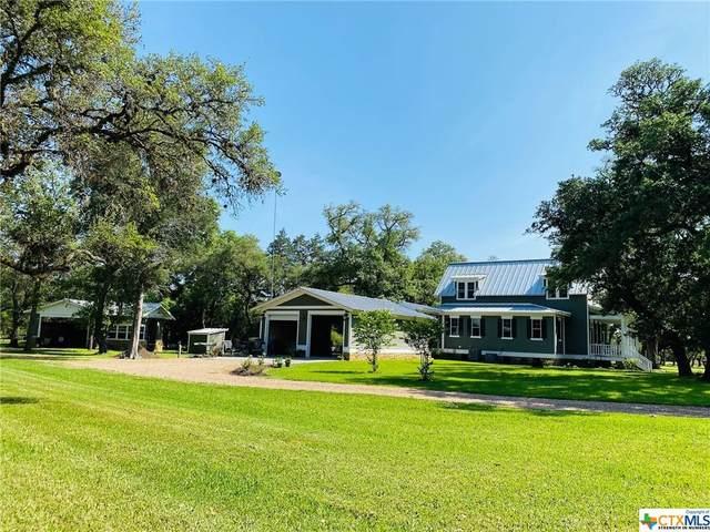 767 County Road 415, Yoakum, TX 77995 (MLS #433466) :: Texas Real Estate Advisors
