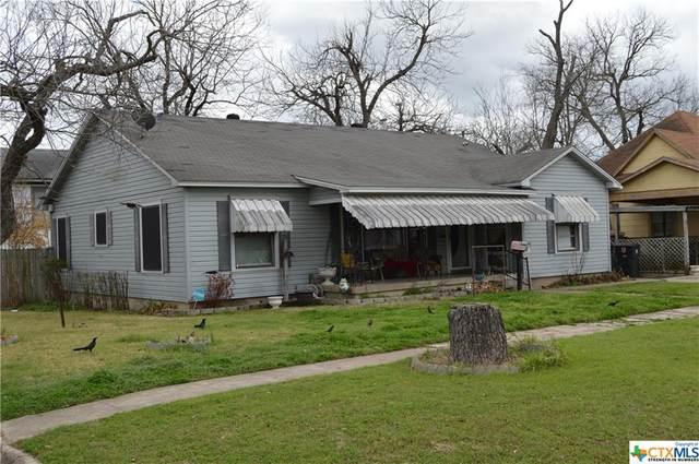 1203 S 9th Street, Temple, TX 76504 (MLS #433854) :: Texas Real Estate Advisors
