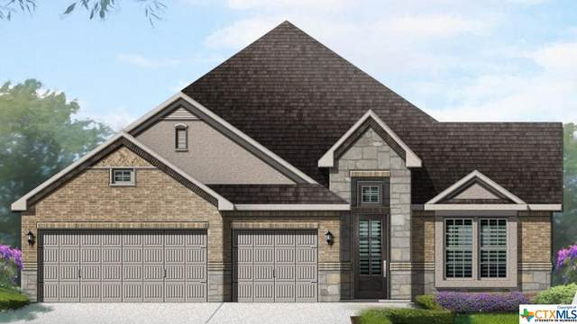 7807 Preston Hollow Drive, Killeen, TX 76542 (MLS #434021) :: RE/MAX Family