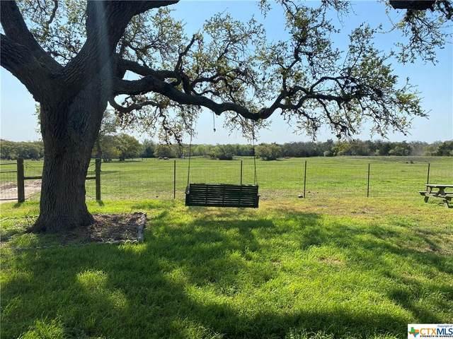 2607 Fm 318, Yoakum, TX 77995 (MLS #434869) :: RE/MAX Land & Homes
