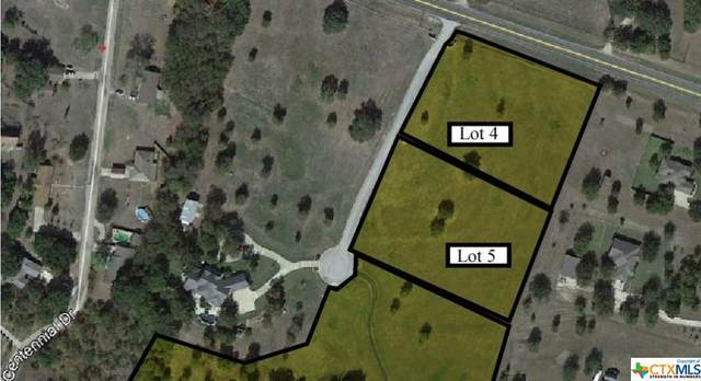 LOT 4 Songbird Circle, OTHER, TX 76513 (MLS #435115) :: Kopecky Group at RE/MAX Land & Homes