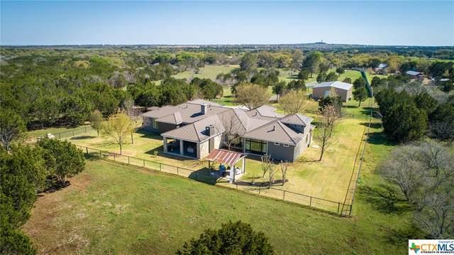 949 Hueco Springs Loop Road, New Braunfels, TX 78132 (MLS #435658) :: Kopecky Group at RE/MAX Land & Homes