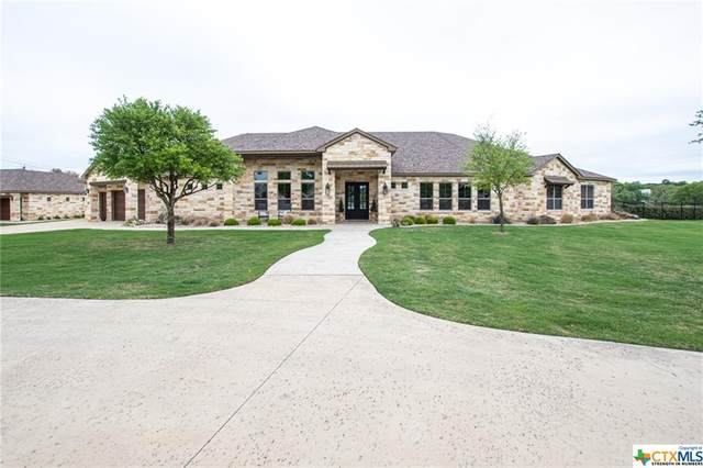 535 Creekside Drive, Salado, TX 76571 (MLS #436103) :: Vista Real Estate