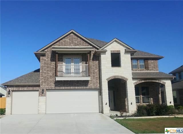 5013 Azura Way, Killeen, TX 76549 (MLS #436281) :: The Real Estate Home Team
