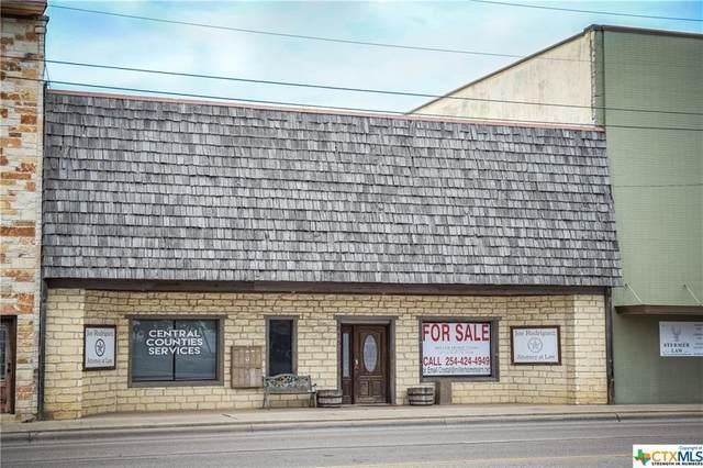 615 E Main Street, Gatesville, TX 76528 (MLS #437258) :: Neal & Neal Team