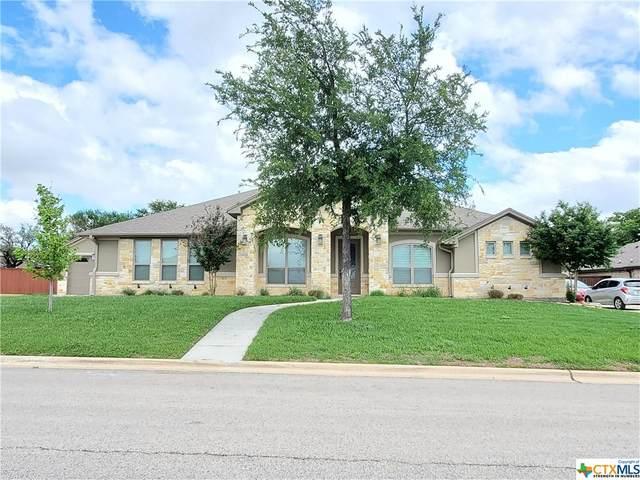 8011 Bella Charca Parkway, Nolanville, TX 76559 (MLS #438057) :: Texas Real Estate Advisors