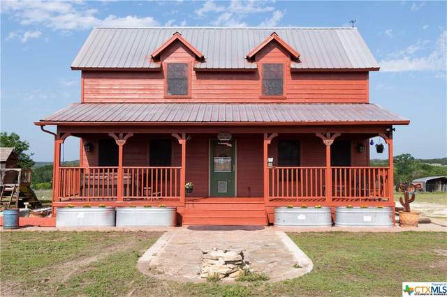 350 Ramms Drive, Florence, TX 76527 (MLS #438338) :: The Zaplac Group