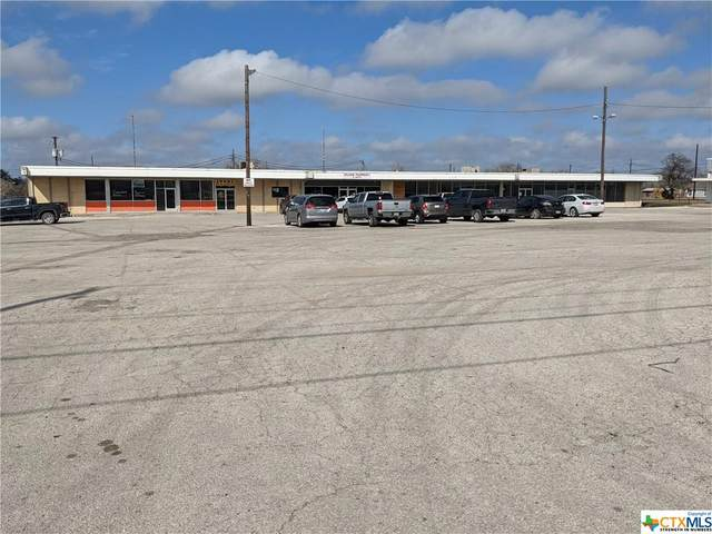 108 S Alamo Street, Refugio, TX 78377 (MLS #438350) :: Kopecky Group at RE/MAX Land & Homes