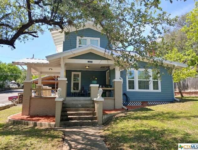 408 S Race, Lampasas, TX 76550 (MLS #438403) :: Texas Real Estate Advisors