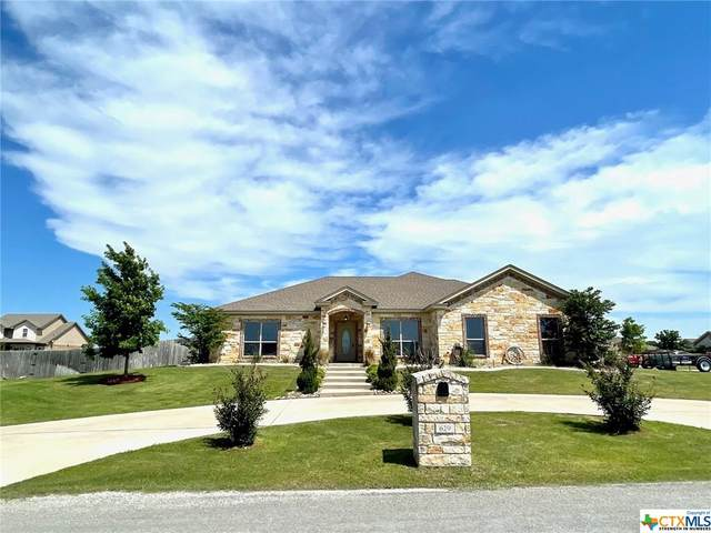 629 River Rd Road, Gatesville, TX 76528 (MLS #438636) :: RE/MAX Family