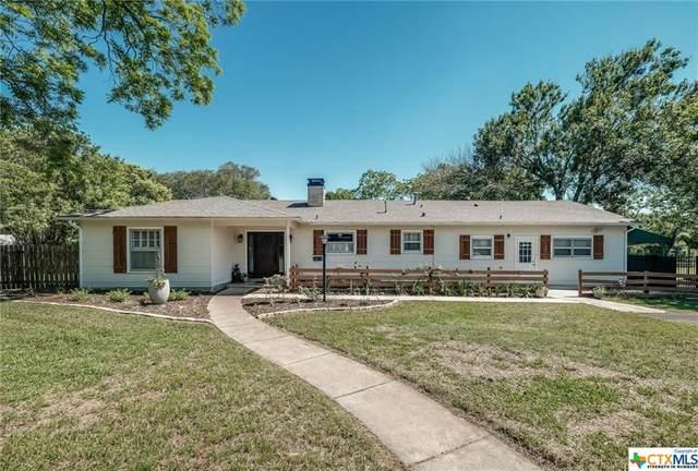 1107 Zunker Street, Seguin, TX 78155 (MLS #438853) :: Texas Real Estate Advisors
