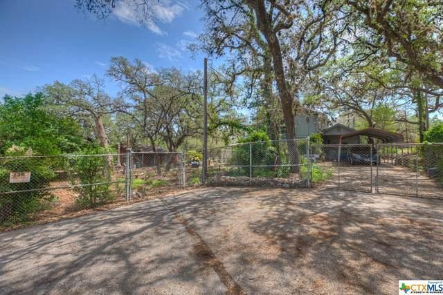 136 Chickadee, Canyon Lake, TX 78133 (#439301) :: Realty Executives - Town & Country