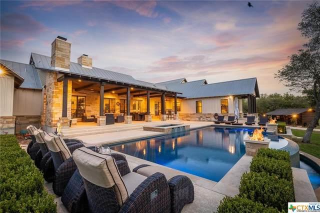 400 Fallen Oak, New Braunfels, TX 78132 (MLS #439408) :: Kopecky Group at RE/MAX Land & Homes