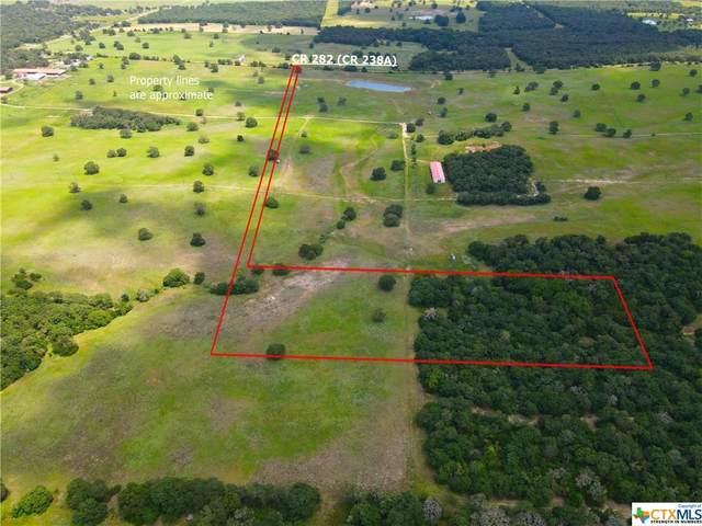 TBD County Road 238A #14, Cameron, TX 76520 (#439525) :: Sunburst Realty