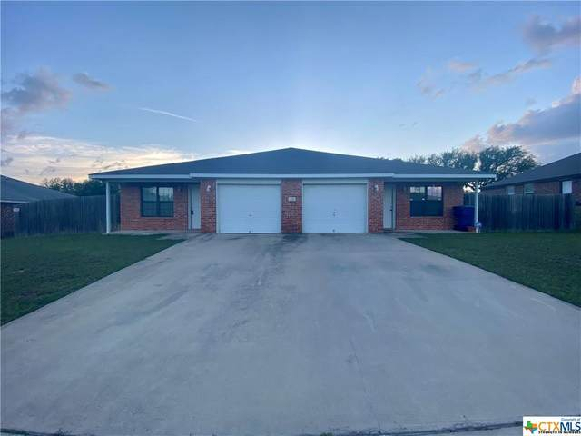 329 Janelle Drive A-B, Copperas Cove, TX 76522 (MLS #439549) :: The Myles Group