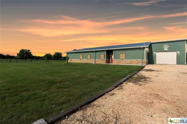 2007 1/2 Straws Mill Road, Gatesville, TX 76528 (#439621) :: First Texas Brokerage Company