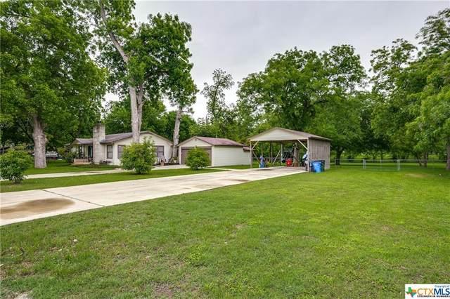 121 Trinity Lane, Seguin, TX 78155 (MLS #439935) :: Kopecky Group at RE/MAX Land & Homes