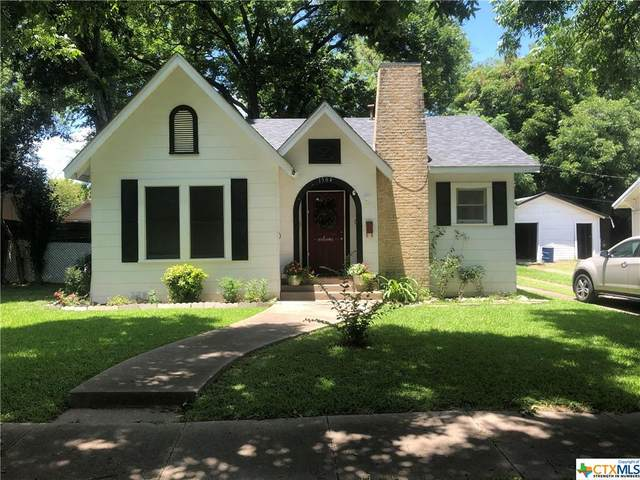 1504 N 7th Street, Temple, TX 76501 (MLS #440323) :: The Zaplac Group