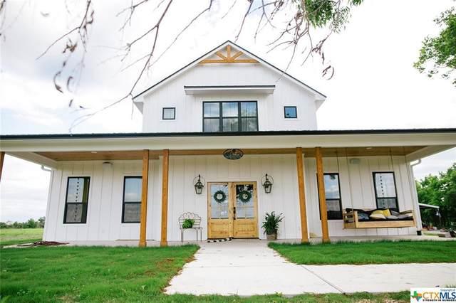 23010 Rosebud Road, Burlington, TX 76519 (MLS #440337) :: Texas Real Estate Advisors